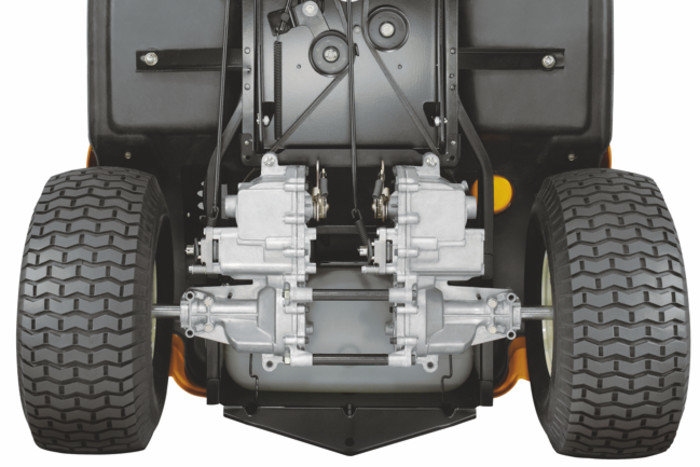Double transmission hydrostatique - Zero-Turn Cub Cadet